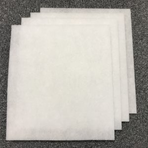 Air filter for NIBE (Fighter) 310 / 315 / 360 / 200 (P) / FLM 30/40 370×330 mm | 4 Pieces Multipack Save 22%