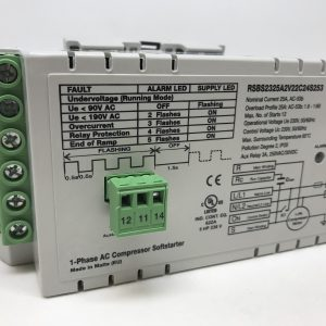Carlo Gavazzi Soft start 2nd generation for IVT Greenline and BOSCH