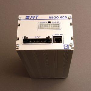 015B. Rego control box 637E V.3.06 for IVT / BOSCH