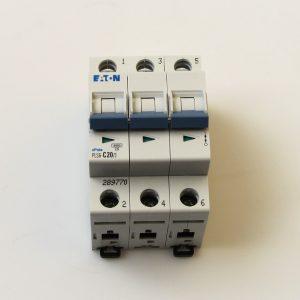 Circuit breaker 20 A supplementation for IVT / Bosch