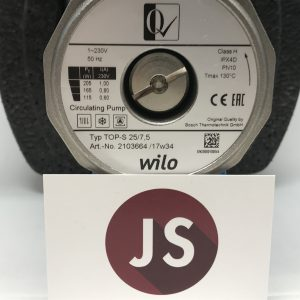 Circulation pump Wilo TOP-S 25 / 7.5 Molexan for IVT Greenline / IVT Streamline / Bosch